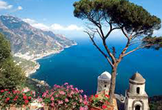 Taxi Service from Naples to Ravello