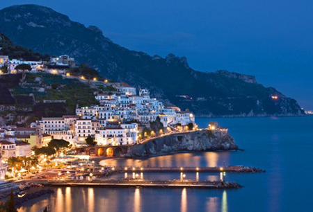 Taxi Service from Naples to Sorrento